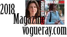 vogueray.com 2018 Magazine